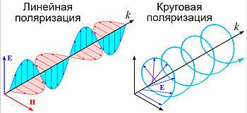 Линейна поляризация света